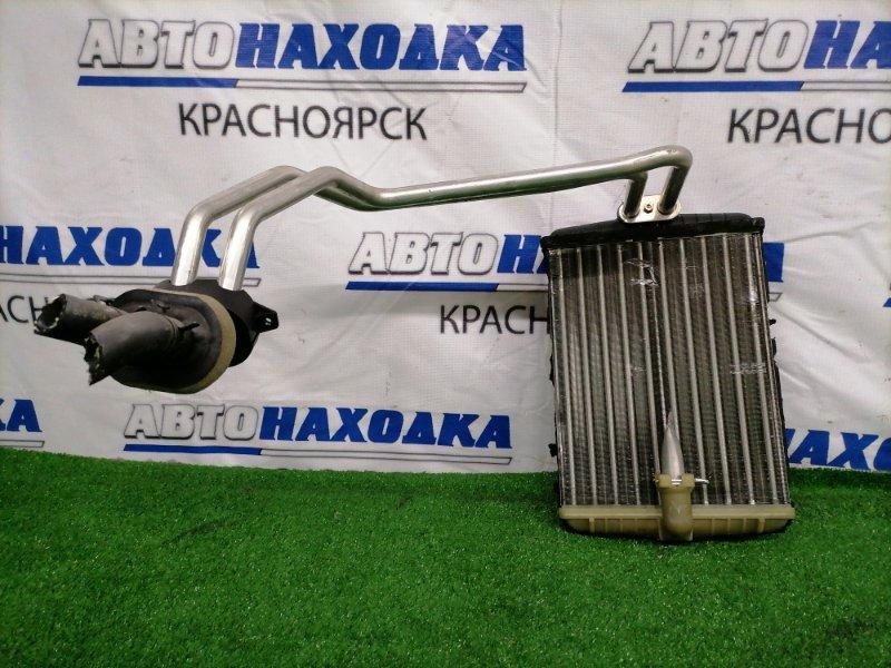 Радиатор печки Mercedes-Benz E430 W210 M113E43 1995 Левый руль,
