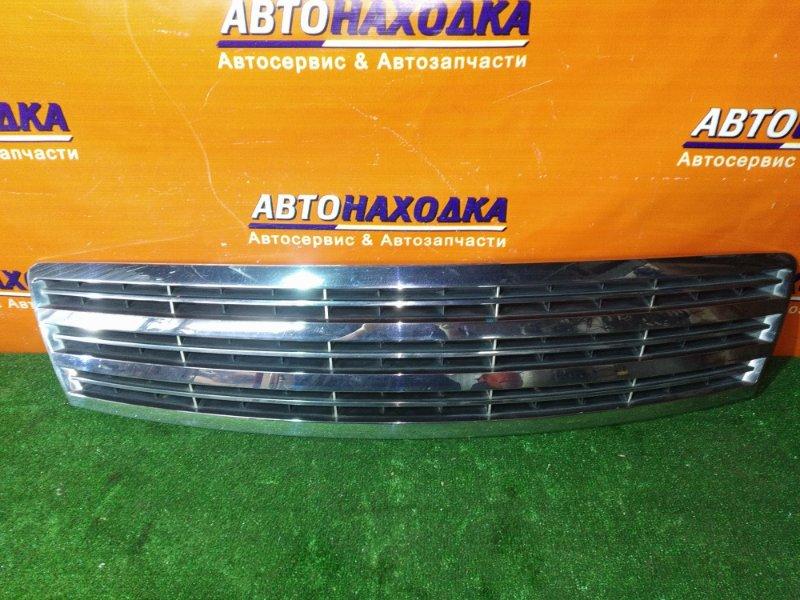 Решетка радиатора Nissan Teana J31 VQ23DE 03.2004 62310-1A330 1MOD, AXIS
