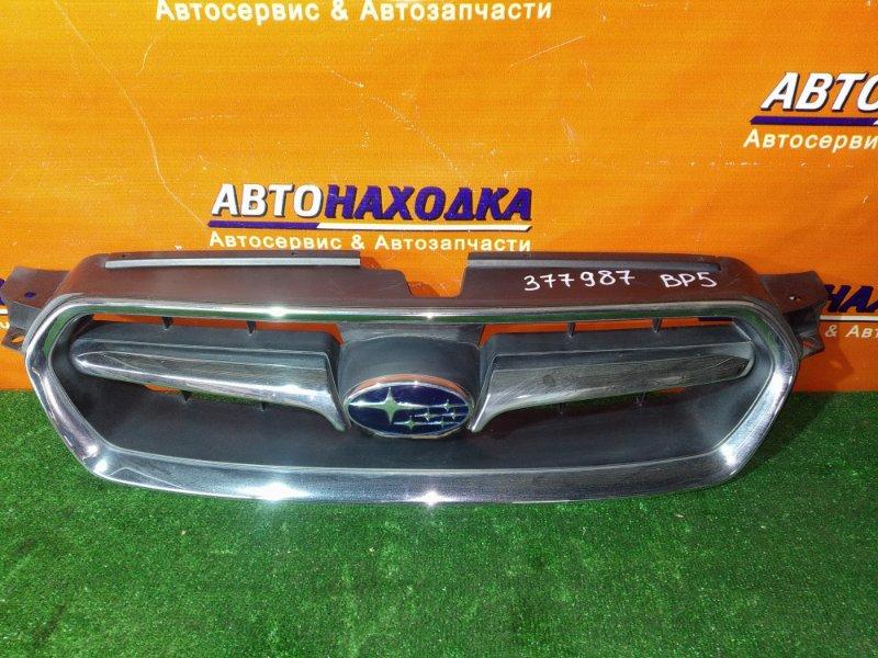Решетка радиатора Subaru Legacy BP5 EJ20