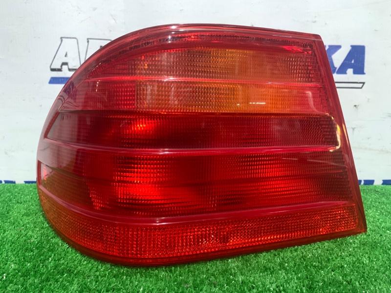 Фонарь задний Mercedes-Benz E430 W210 M113E43 1995 задний левый A2108204364 Левый, дорестайлинг (1 мод). В