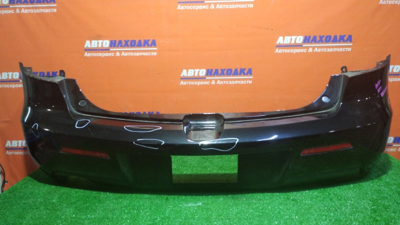 Бампер Mazda Axela BK5P ZY-VE 2006 задний 2мод/хэч/16w/ есть царапины