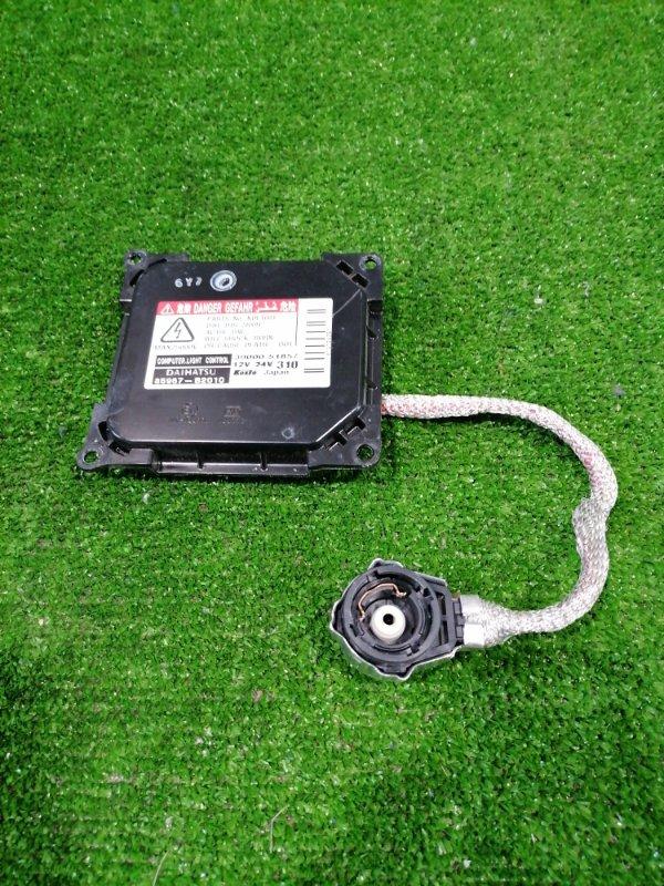 Блок розжига ксенона Daihatsu Sonica L405S KF-DET 2006 85967-B2010 D4R/D4S 35W