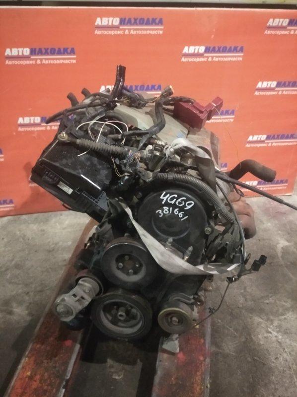 Двигатель Mitsubishi Grandis NA4W 4G69 2003 JC8312 №JC8312 / 42т.к/ частично без навесного Гарантия на