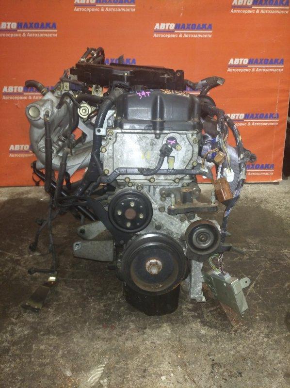 Двигатель Nissan Ad VFY11 QG15DE 1999 338010A №338010A /39т.км/ 1мод частично без навесного Гарантия на
