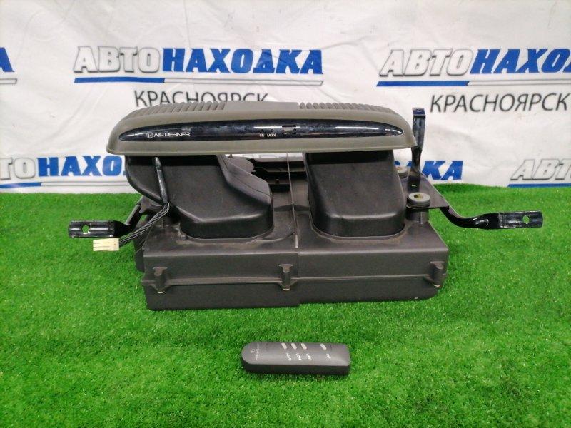 Ионизатор Honda Rafaga CE4 G20A 1993 задний 08R70-SV4-0M0 В сборе (с салона и с багажника). С пультом.