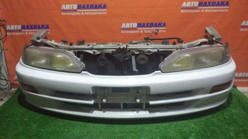 Ноускат Toyota Carina Ed ST202 3S-FE 1993 1мод на бампере есть следы подкраса/ A/T всборе / 2