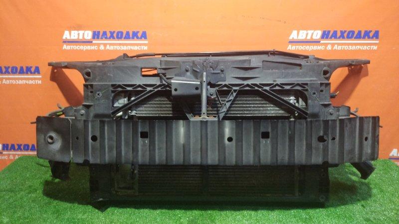 Рамка радиатора Mazda Axela BK5P ZY-VE 2003 усилитель + телевизор +замок капота + радиатор