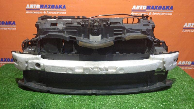 Рамка радиатора Mazda Demio DE3FS ZJ-VE 2007 усилитель + телевизор +замок капота + радиатор