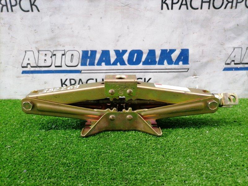 Домкрат Suzuki Jimny JB33W G13B 1998 Грузоподъемность 1100 кг