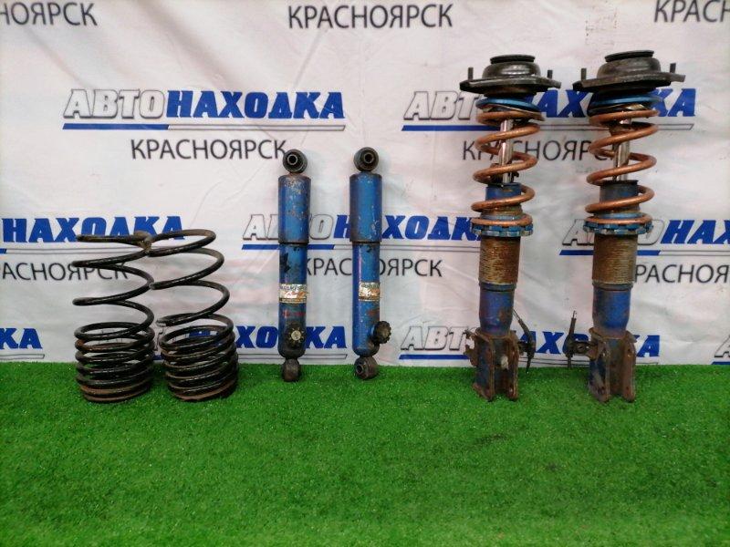 "Стойка Suzuki Swift HT81S M15A 533120-4350, 533125-4350 Комплект ""SUZUKI SPORT"", 2 передние стойки, 2 задних"