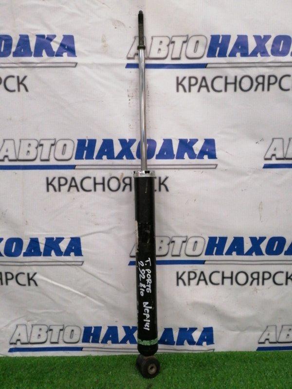 Амортизатор Toyota Porte NSP141 2NR-FKE задний 48530-52140 Задний, без пыльника