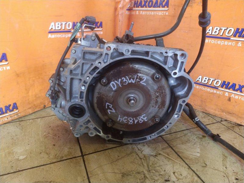 Акпп Mazda Demio DY3W ZJ-VE 06.04.2006 БЕЗ ДАТЧИКА МАСЛА.