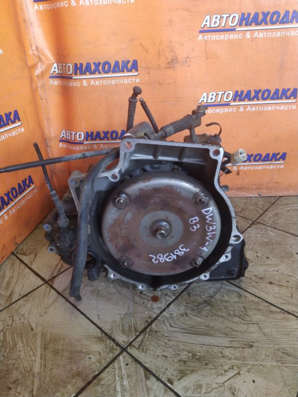 Акпп Mazda Demio DW3W B3-E 14.07.1999 1MOD.