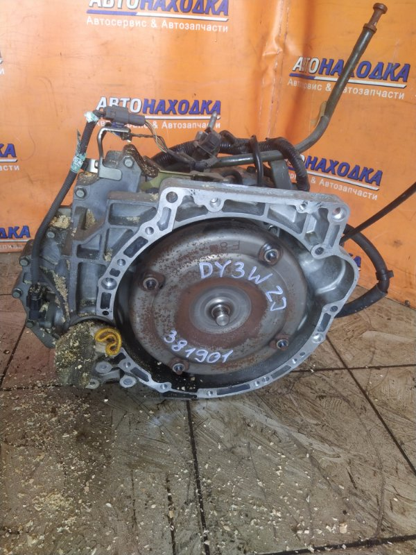 Акпп Mazda Demio DY3W ZJ-VE 26.04.2006 БЕЗ ДАТЧИКА МАСЛА.