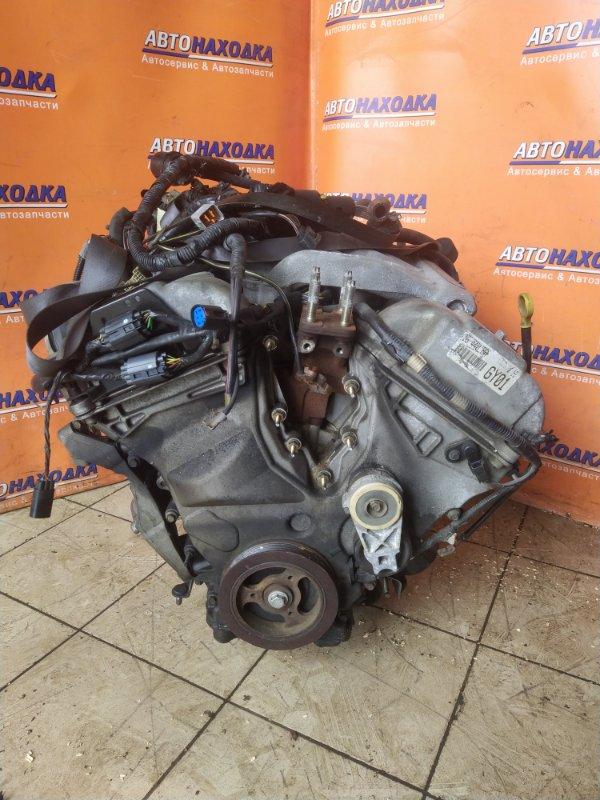 Двигатель Mazda Mpv LW5W GY 24.04.2001 370414 БЕЗ НАВЕСНОГО. 88 Т.КМ.