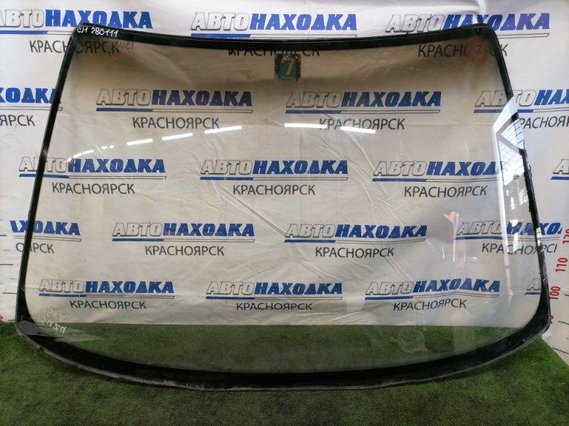 Стекло лобовое Isuzu Aska CJ1 F20B 1994 переднее Оригинальное стекло без трещин. Имеется один