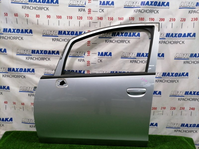 Дверь Mitsubishi Colt Z21A 4A90 2004 передняя левая Передняя левая. без стекла. Цвет A31С. Есть мелкий