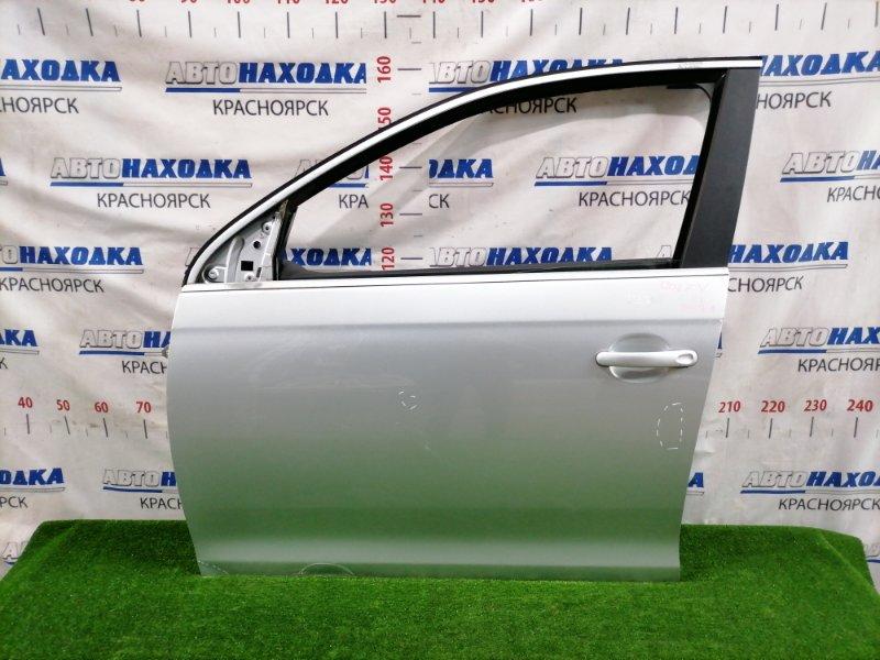 Дверь Volkswagen Jetta 1K2 2005 передняя левая передняя левая, в сборе. Обшивка с праворульного