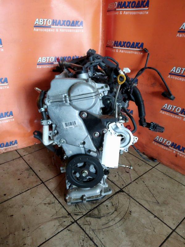 Двигатель Toyota Corolla Fielder NKE165G 1NZ-FXE 2012 R085181 БЕЗ НАВЕСНОГО! 81 ТЫС.КМ