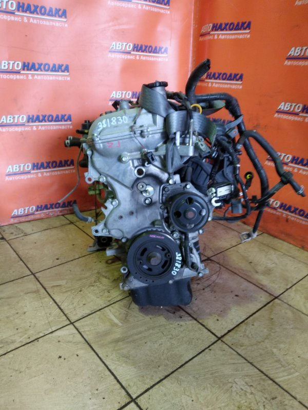Двигатель Mazda Demio DY3W ZJ-VE 06.04.2006 454601 2MOD. ЭЛЕКТРО ДРОСЕЛЬ. БЕЗ НАВЕСНОГО