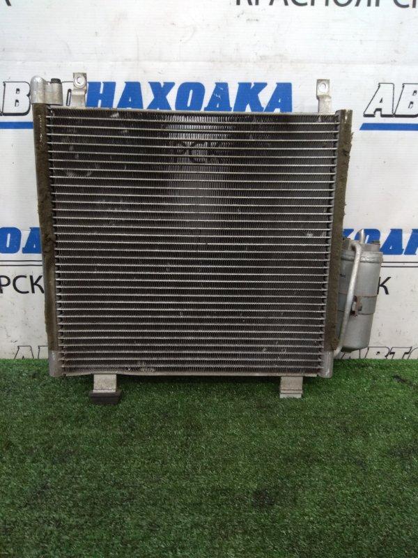 Радиатор кондиционера Suzuki Kei HN22S K6A 2000