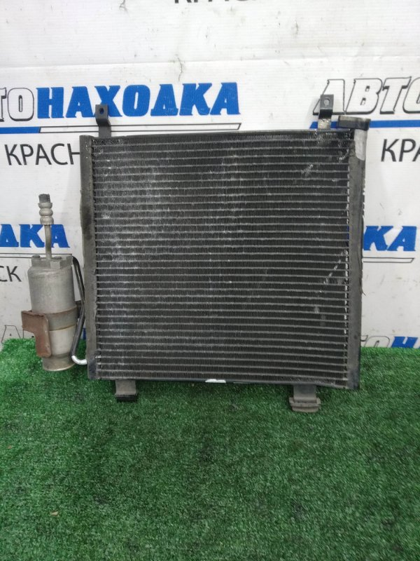 Радиатор кондиционера Suzuki Kei HN11S F6A 1998