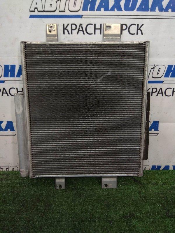 Радиатор кондиционера Toyota Bb QNC21 3SZ-VE 2005