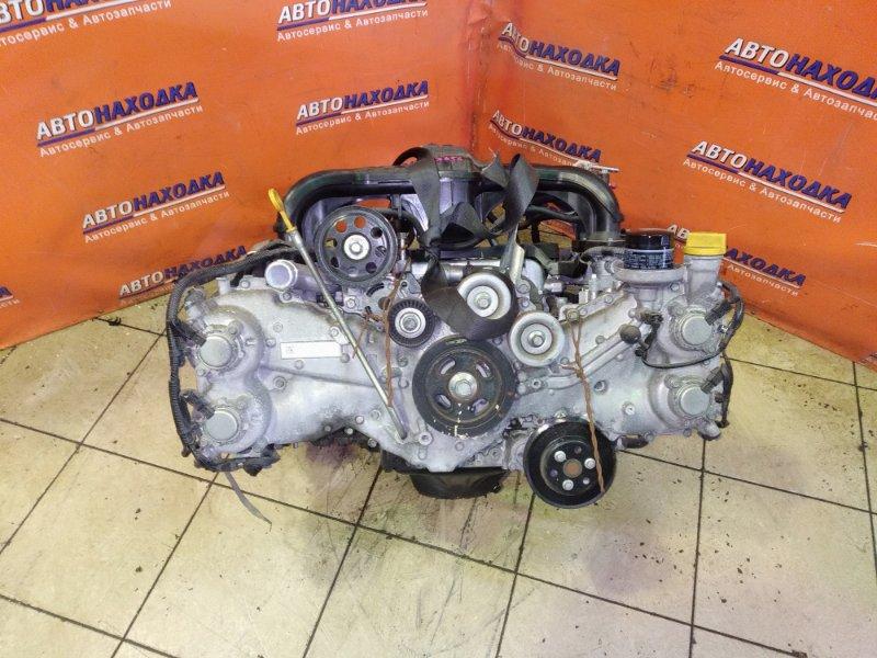 Двигатель Subaru Impreza GP2 FB16 2011 R434856 БЕЗ НАВЕСНОГО