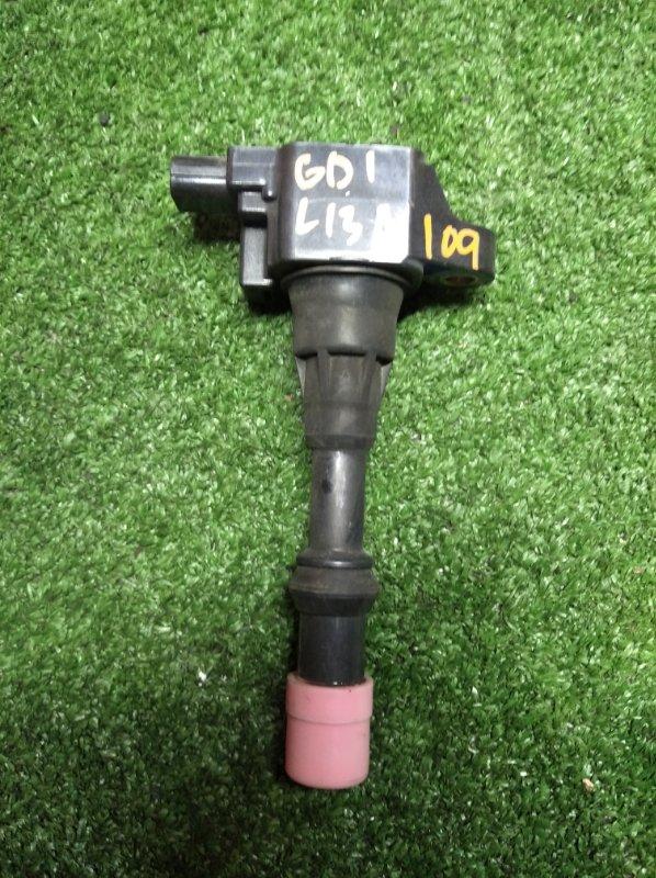 Катушка зажигания Honda Fit GD1 L13A 06.2001 передняя