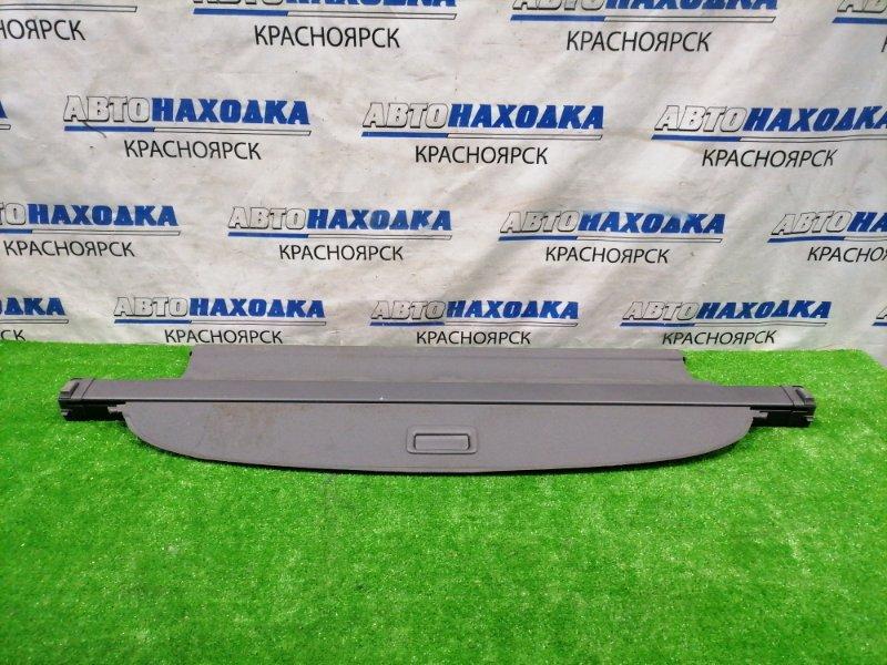Шторка багажника Volvo V50 MW43 B4204S3 2004 39860407 раздвижная