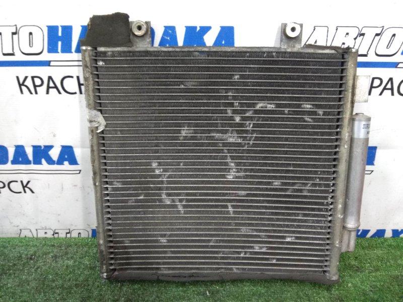 Радиатор кондиционера Suzuki Wagon R Solio MA34S M13A 2000