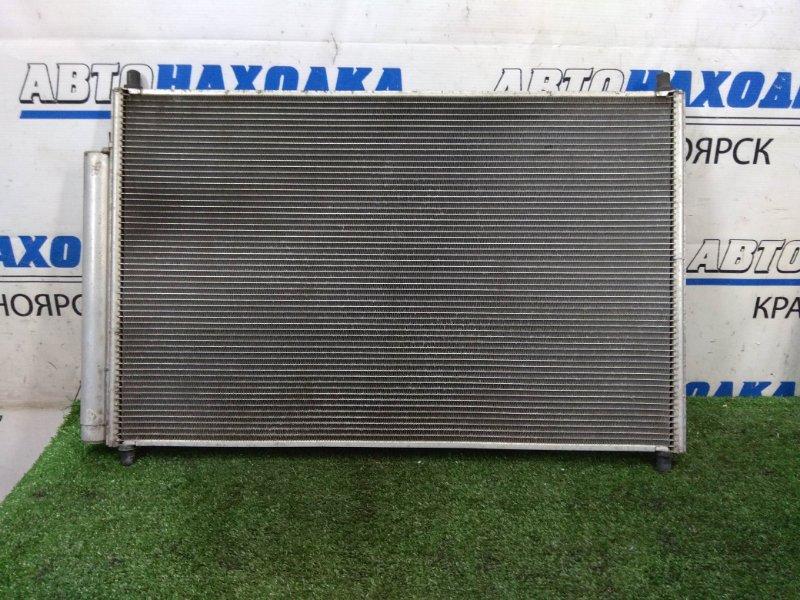 Радиатор кондиционера Toyota Auris ZRE152H 2ZR-FE 2006