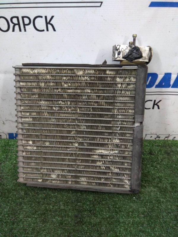 Радиатор кондиционера Toyota Opa ACT10 1AZ-FSE 2000 Испаритель салонный