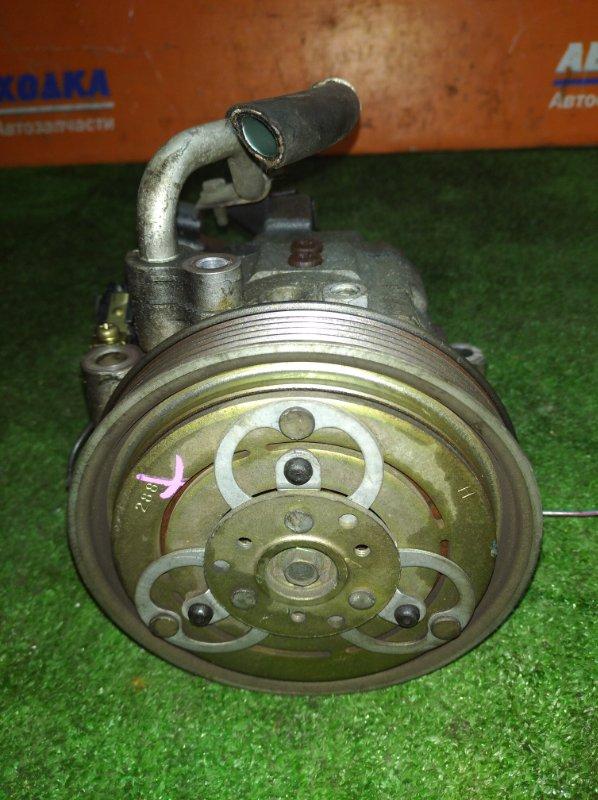 Компрессор кондиционера Nissan Wingroad Y11 QG15DE 05.1999 под 4 болта