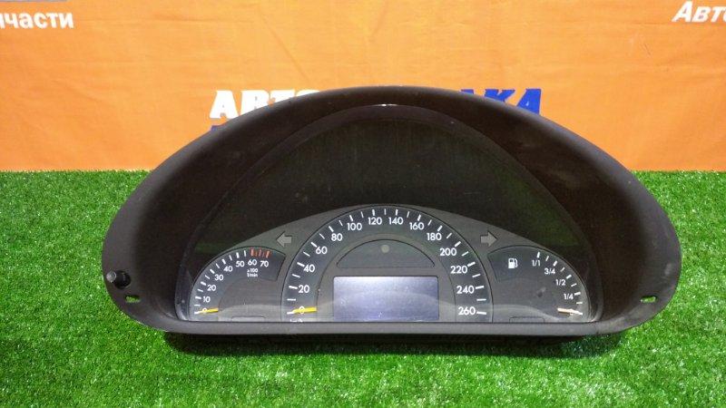 Щиток приборов Mercedes-Benz C240 W203 112.912 03.2001