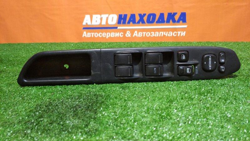 Блок управления стеклоподъемниками Subaru Forester SG5 EJ202 2005 в сборе + блок управления