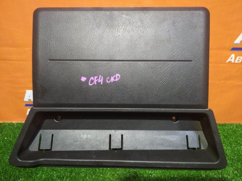 Пластик багажника Honda Torneo CF4 F20B 1997 левый