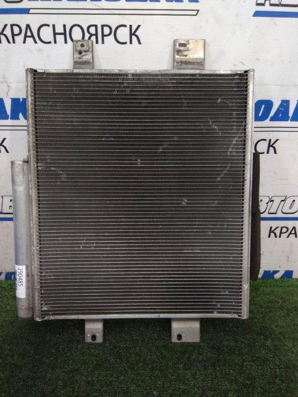 Радиатор кондиционера Toyota Bb QNC20 K3-VE 2005
