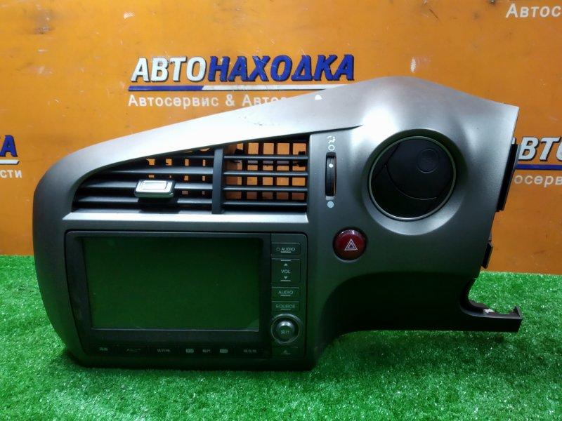 Магнитола Honda Stream RN6 R18A 2010 + РАМКА МАГНИТОФОНА