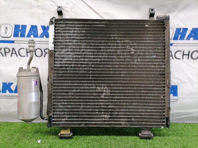 Радиатор кондиционера Suzuki Kei HN11S F6A