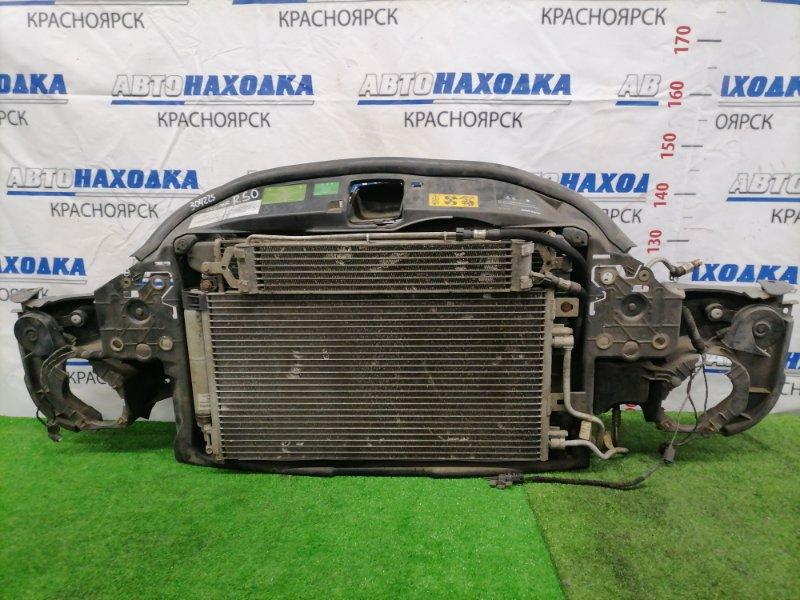 Рамка радиатора Mini Cooper R50 MF16 В сборе, пластиковая , с радиатором двс (вентилятором),