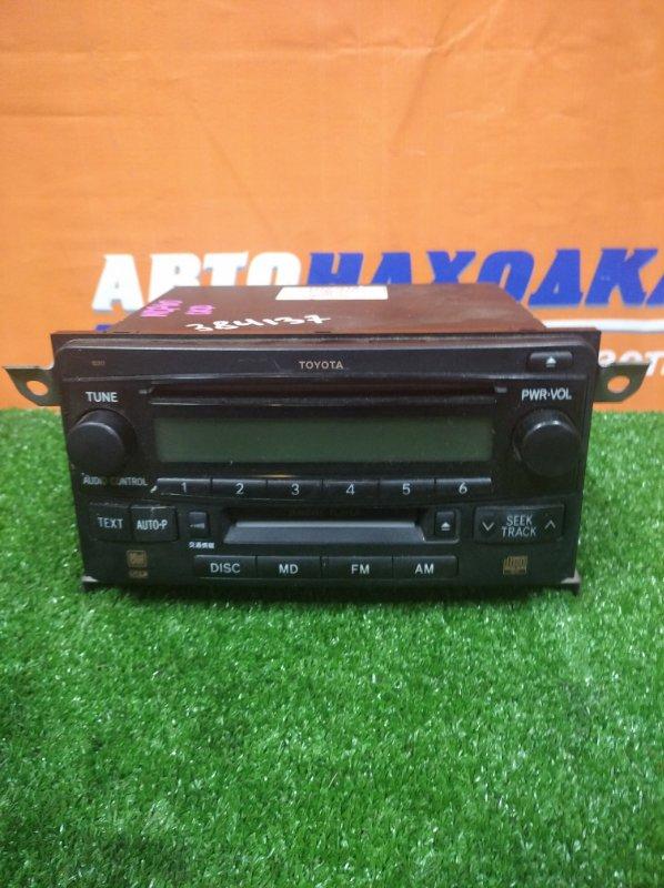 Магнитола Toyota Ist NCP60 2NZ-FE 2005