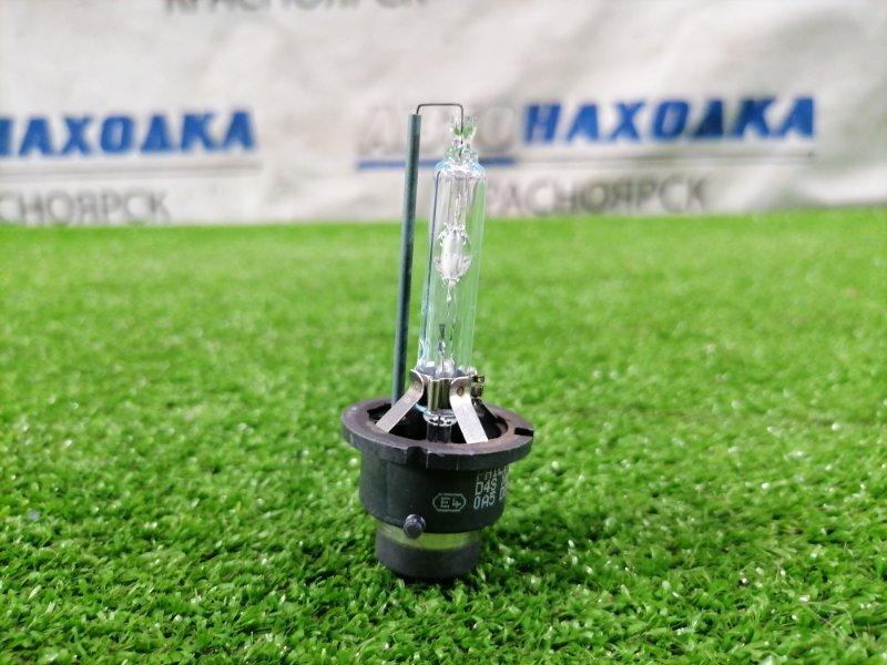 Лампа ксеноновая Toyota Mark X GRX120 3GR-FSE 2004 D4S PHILIPS