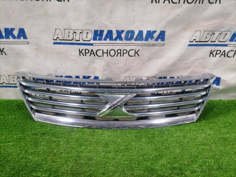 Решетка радиатора Toyota Mark X GRX120 3GR-FSE 2004 передняя 53101-22600 Дорестайлинг (1 мод.). Есть
