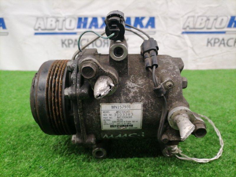Компрессор кондиционера Mitsubishi I HA1W 3B20 2006