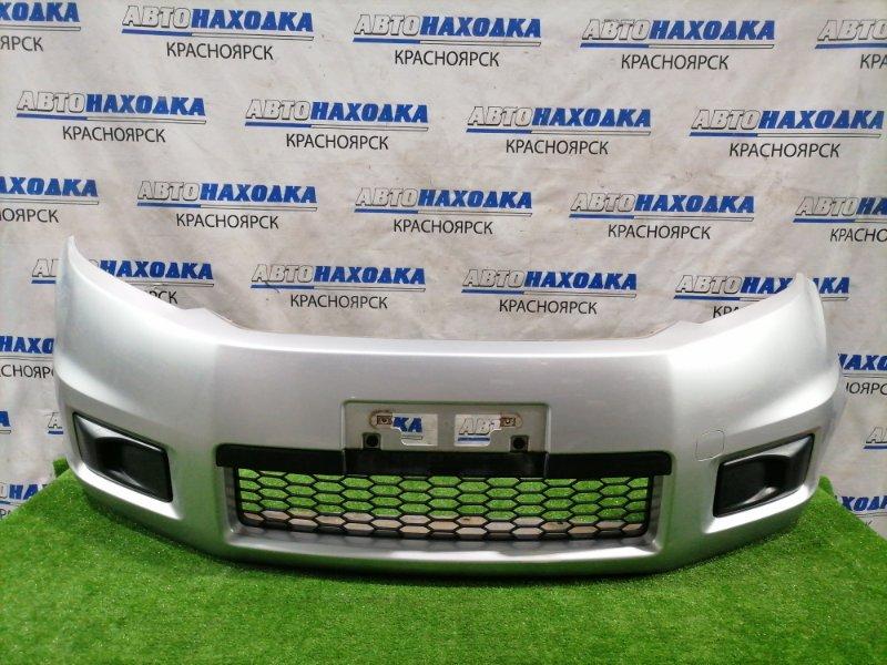 Бампер Honda Freed Spike GB3 L15A 2010 передний Передний, дорестайлинг (1 мод), с заглушками, цвет