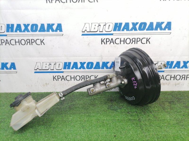 Главный тормозной цилиндр Honda Stepwgn RG1 K20A 2007 с вакуумом и выносным бачком
