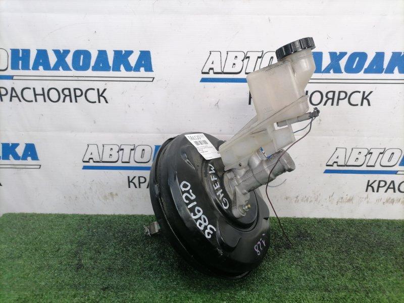 Главный тормозной цилиндр Mazda Atenza GHEFW LF-VD 2010 с вакуумом и бачком