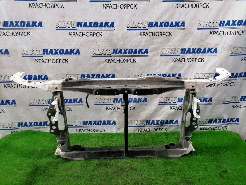 Рамка радиатора Toyota Mark X GRX120 4GR-FSE 2004 передняя с боковыми планками