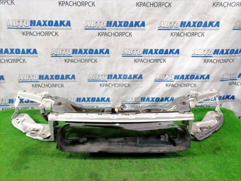 Рамка радиатора Volvo V50 MW43 B4204S3 2004 передняя верхняя часть, с замком капота
